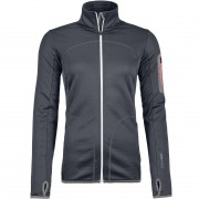 Ortovox Women Fleece Jacket black steel