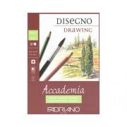 Bloc pentru desen Accademia Fabriano 29,7x42 cm, 30 foi