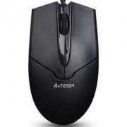 Оптична мишка A4tech OP-550NU , черна - A4-MOUSE-OP-550NU