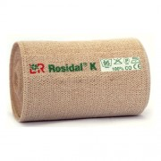 Rugalmas pólya, Rosidal K (22202), 10cm x 5m