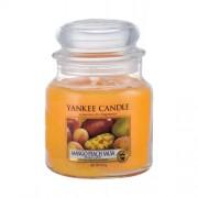 Yankee Candle Mango Peach Salsa 411 g vonná sviečka unisex