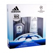 Adidas UEFA Champions League Arena Edition confezione regalo eau de toilette 50 ml + doccia gel 250 ml da uomo