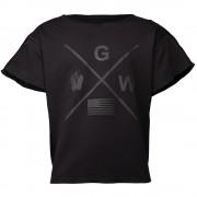 Gorilla Wear Sheldon Workout Top - Zwart - XXL/3XL