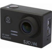 Camera Video Outdoor SJCAM SJ5000 1080p 14 Mp Negru Bonus Card de Memorie Samsung