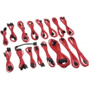 Cablu cablemod kit de cabluri modulare C-Series axi, HXI, TX / CX / CS-M & RM, Red (CM-CSI-FKIT-KR)