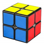 2x2 Cubo Magico Tipo Magnético Senhuan Zhanlang - Negro