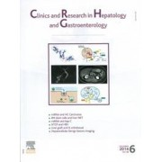 Clinics and Research in Hepatology and Gastroenterology - Abonnement 12 mois