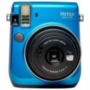 Camera foto instant Fujifilm Instax mini 70 bleu