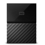 "HDD Extern Western Digital My Passport For Mac, 4TB, 2.5"", USB 3.0 (Negru)"