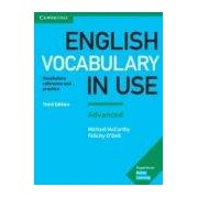 Vv.aa. English Vocabulary In Use (3rd Edition) Advanced Book With Answers