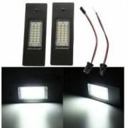 Lampi numar LED dedicate BMW E81 E87 F20 E63 E64 F12 F13 F06 Z4 E85 Z4 E86