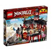Set de constructie LEGO Ninjago Manastirea Spinjitzu