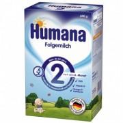 Set Lapte praf bebelusi de la 6 luni Humana 2 600 g