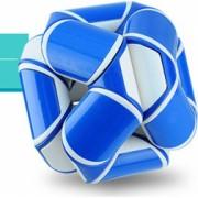 Cub Rubik Twist Snake 24 de piese Sarpe Geometric Blue 182CUB