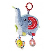 Fisher-Price Activity Elephant Infant Toy
