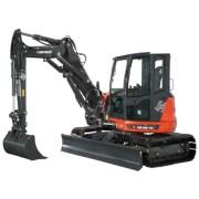Mini-excavator Eurocomach ES-95 TR