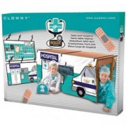 Детски медицински център за игра, Table-tent hospital, SES, 080547