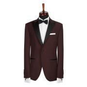 Sacou smoking Slim Fit Gentlemen`s Corner - Grena