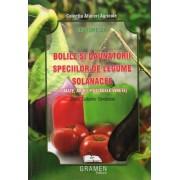 Bolile si daunatorii speciilor de legume solanacee (tomate,ardei,vinete)