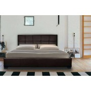 Ottoman Storage Leather Bed with Optional Mattress - 3 Colours!