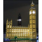Big Ben Lighting Kit for Lego 10253 Set (LEGO set Not Included) by Brick Loot