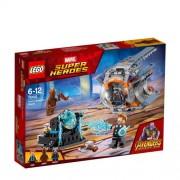 LEGO Super Heroes Thor's wapenzoektocht 76102