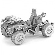 Fascinations Metal Earth 3D Laser Cut Model - HALO UNSC Gungoose