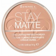 Rimmel Stay Matte Pressed Powder 007 Mohair 14 g Powder