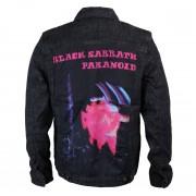 veste pour hommes Black Sabbath - Paranoid - Denim - BRAVADO - 34192004