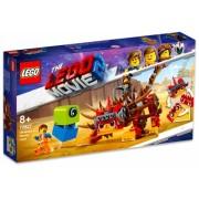 Ultrakatty si Razboinica Lucy 70827 LEGO Movie