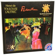 D-toys Lautrec Moulin Rouge: The Dance Jigsaw Puzzle 515 Piece Jigsaws Puzzles