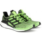 ADIDAS ENERGY BOOST M Running Shoes For Men(Green, Black)
