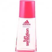 Adidas Perfumes femeninos Fun Sensation Eau de Toilette Spray 50 ml
