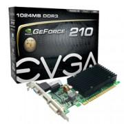 Видеокарта nVidia EVGA e-GeForce GTS210, 1024MB DDR3, PCI-E 2.0 ,passive, 01G-P3-1313-KR