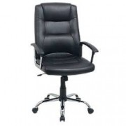 Niceday Executive Chair Berlin Bonded leather Black