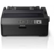 Epson LQ-590II, A4, 24 jhl., 550zn/s, USB2.0,LPT