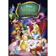 Disney Alice In Wonderland (Animatie)