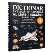 Dictionar explicativ ilustrat al limbii romane pentru elevi. (VI-VIII)
