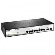 0493740 - D-Link switch web upravljivi DGS-1210-10