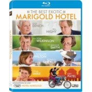 Best exotic Marigold Hotel BluRay 2011