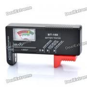 BT-168 Bateria Tester - Negro + Rojo