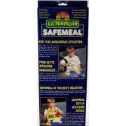 Lil'Traveller Safemeal Travel Bib and Tray