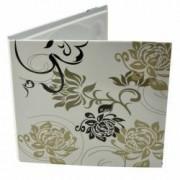 Carcasa DVD CD BLU RAY Black and White ALB cu magnet