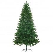 Sonata Изкуствено коледно дърво, реалистични иглички, 150 см, зелено