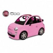 Grandi Giochi Auto Fiat 500 per Bambole - Rosa