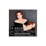 CD Guher & Suher Pekinel - Bach. J.S. Concerts