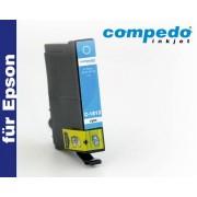 Compedo Epson T1802/1812 Cyan Tintenpatrone