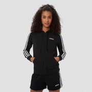 adidas Essentials 3-stripes vest zwart dames Dames