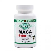 Maca prim 750 – 750 mg – 60 capsule