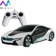 Mast Toys BMW I8 Concept RC Sports Car in White